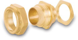 BRASS BW2 CABLE GLANDS